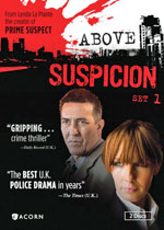 Above Suspicion Set 1 (DVD Cover)
