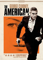 The American (DVD Cover)