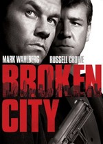Broken City (DVD Cover)