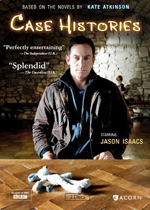 Case Histories (DVD Cover)