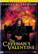 The Caveman's Valentine (DVD Cover)