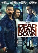 Dead Man Down (DVD Cover)