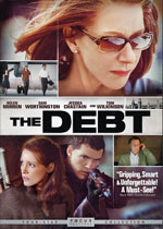 The Debt (DVD Cover)