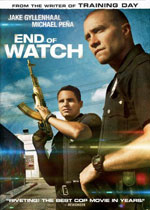 End of Watch (DVD Cover)