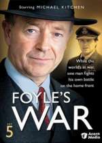 Foyle's War Set 5 (DVD Cover)
