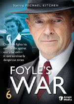 Foyle's War Set 6 (DVD Cover)