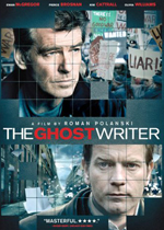The Ghost Writer (DVD Cover)