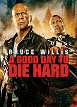 A Good Day To Die Hard (DVD Cover)
