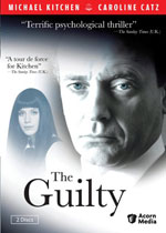 The Guilty (DVD Cover)