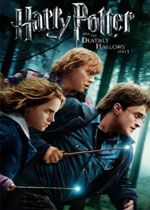 Harry Potter and the Deathly Hallows: Part 1 (DVD Cover)