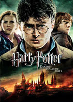 Harry Potter and the Deathly Hallows: Part 2 (DVD Cover)