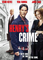 Henry's Crime (DVD Cover)