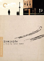 Homicide (DVD Cover)