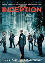 Inception (DVD Cover)