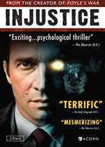 Injustice (DVD Cover)