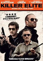 Killer Elite (DVD Cover)