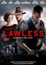 Lawless (DVD Cover)