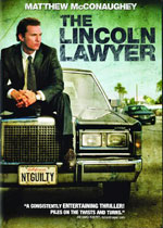 The Lincoln Lawyer (DVD Cover)