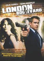 London Boulevard (DVD Cover)