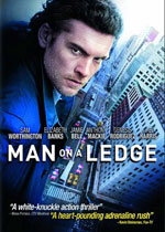 Man on a Ledge (DVD Cover)