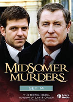 Midsomer Murders Set 14 (DVD Cover)