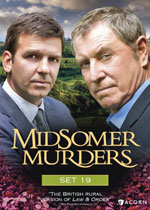 Midsomer Murders Set 19 (DVD Cover)
