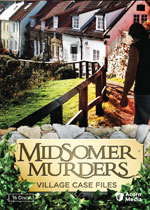 Midsomer Murders: Village Case Files (DVD Cover)