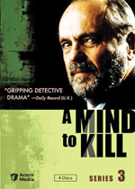 A Mind to Kill Series 3 (DVD Cover)
