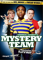 Mystery Team (DVD Cover)