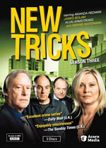 New Tricks Season 3 (DVD Cover)