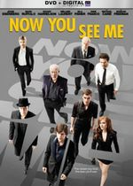 Now You See Me (DVD Cover)