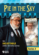 Pie in the Sky Series 2 (DVD Cover)