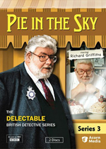 Pie in the Sky Series 3 (DVD Cover)