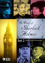 The Rivals of Sherlock Holmes Set 2 (DVD Cover)
