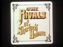 The Rivals of Sherlock Holmes Set 2