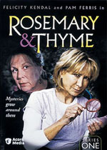 Rosemary & Thyme Series One (DVD Cover)