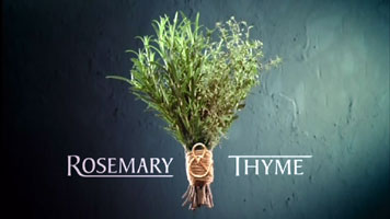 Rosemary & Thyme Series One