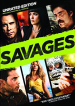 Savages (DVD Cover)