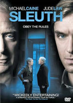 Sleuth (2007) (DVD Cover)
