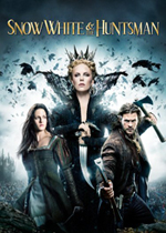Snow White and the Huntsman (DVD Cover)