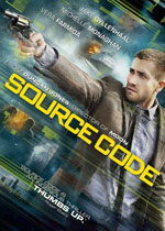 Source Code (DVD Cover)