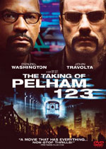 The Taking of Pelham 1 2 3 (DVD Cover)