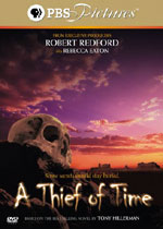 A Thief of Time (DVD Cover)