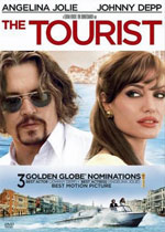 The Tourist (DVD Cover)