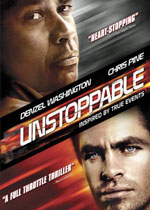 Unstoppable (DVD Cover)