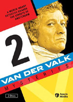 Van Der Valk Mysteries Set 2 (DVD Cover)