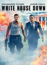 White House Down (DVD Cover)